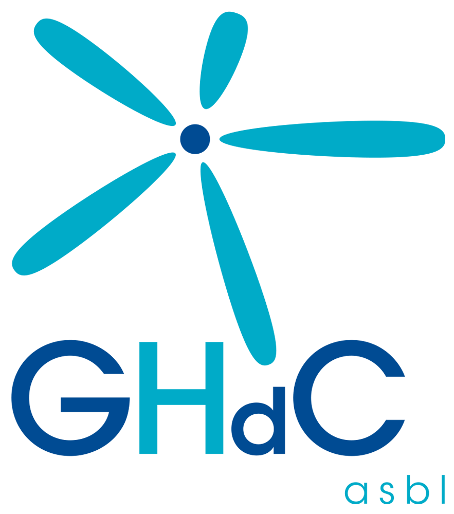 Logo Grand Hôpital de Charleroi